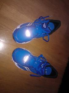 Nya skor Mirage